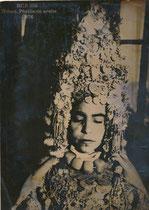 Femme, Yémen, costume