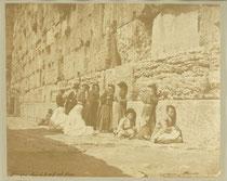 Jérusalem - Félix Bonfils