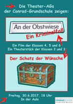 2017 - An der Obstwiese  (Film) / Der Schatz der Wünsche