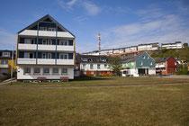 Unser Hotel auf Helgoland.