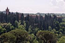 Abtei Monte Oliveto Maggiore
