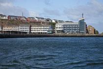 Die Uferpromenade,