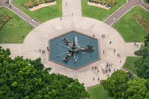 Archibald Fountain im Hyde Park
