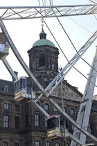 Paleis op de Dam in Amsterdam.