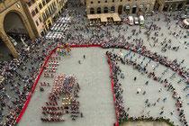 """Der traditionelle """"Trofeo Marzocco"""" findet alljährlich am ersten Sonntag im Mai statt."""