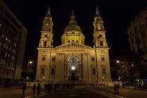 St.-Stephans-Basilika (ungarisch: Szent István-bazilika) im Stadtteil Pest.