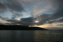 Abendstimmung am Loch Broom bei Ullapool (Highlands).
