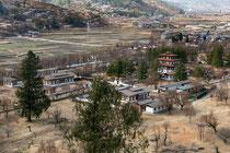 Die königliche Residenz: der Ugyen Pelri-Palast