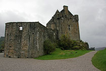 Eilean Donan Castle beherbergt heute ein schönes Museum.