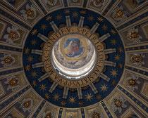 Die Kuppel im Petersdom