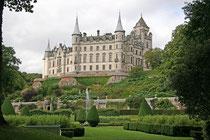Dunrobin Castle ist Sitz der Familie des Duke of Sutherland. Die prächtigen Innenausstattung kann im Rahmen eines Rundgangs besichtigt werden.