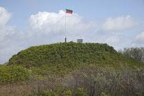 Johnny Hill, die höchste Erhebung der Düne (10 Meter).