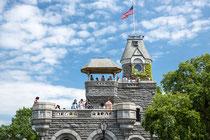 Belvedere Castle - der höhste Aussichtspunkt im Park