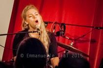 Eva Klampfer © Emmanuelle Vial 2015