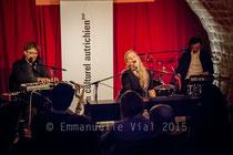 Eva Klampfer - Lylit Trio © Emmanuelle Vial 2015