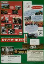 Kirchweih Schonungen 2014 - Programm-Flyer