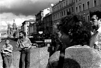 Prospettiva Nevskij. San Pietroburgo, Russia, 2005.