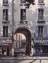 La Grande Arche, (Serigraph) 45.5 x 35