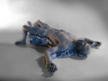 Swept Away ceramic by Arthur Greene  SOLD