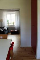 Reihenhaus Hufeisensiedlung - Wohnzimmer