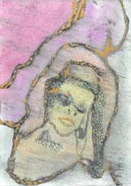 "Andreas M. Sames: ""Corona and the decadent search for the end""<br>aqua marmorata/memorata<br>(Mischtechnik auf Aquarellbasis) – 29,5 × 21 cm<br>270,-€<br>Tel. 08165 601971"