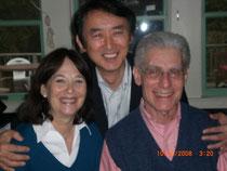 ワイス夫妻と村井先生