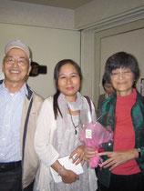 山川絋矢さん・晶子さんご夫妻と