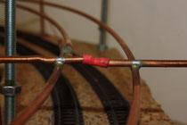 Stromtrennung Oberleitung