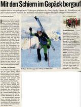 Kleine Zeitung Osttirol 9.1.08