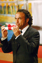Alejandro Gonzalez INARRITU - 2006 / Photo :  Anik Couble