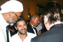 Jamel DEBBOUZE - Festival de Cannes 2006 © Anik COUBLE