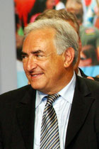 Dominique STRAUSS-KAHN © Anik COUBLE