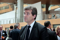 Arnaud Montebourg - Lyon - Octobre 2013 - Photo © Anik COUBLE