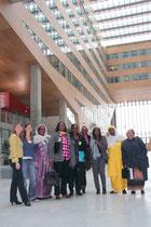 Départ des participants - Lyon - 0ctobre 2011  © Anik COUBLE