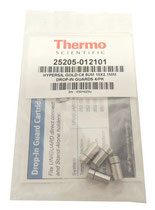 Lot 4 NEW Thermo Hypersil Dionex Gold C8 Guard Cartridge 10X2.1mm