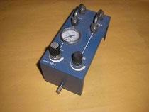 Druckregler mit Einstellmöglichkeit   Perkin Elmer