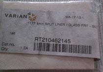 1177 Siltek-Split Liner 4mm für GC