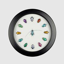 Beetles Clock 2014