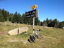 Col de Jau