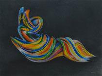 Bêtise aquarelle: Arches 300gr, 46 x 61 cm