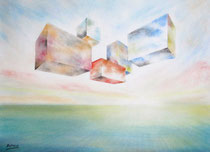 Nuages cube