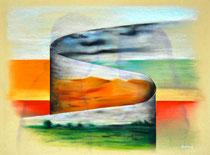 Forces naturelles pastels: Pastel Card 360gr, 40 x 30 cm