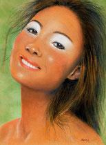 Eurasienne pastels: Pastel Card 360gr, 40 x 30 cm