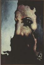 Le prophète, env. 1980 (huile sur toile, 121 x 79, coll. part. GL)