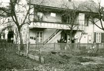 Das Haus von Samuel und Geburtsort von Oskar Senior am Genossenweg 5