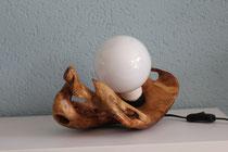 Stürmische See, 2020 (Lampe)