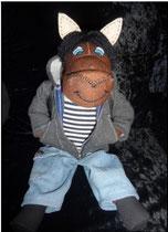 Chocolat , mascotte dans une classe maternelle de grande section ...
