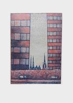 STEG (HUNDE)  35X25 cm 165,-€