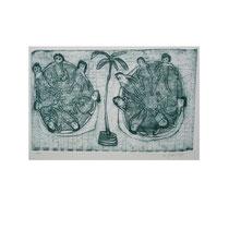 WHIRLPOOL  1994, 26X40 cm  165,-€