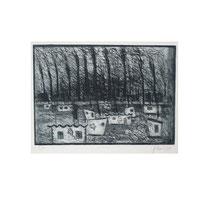 KLEINGÄRTEN  1980, 21X30 cm  165,-€
